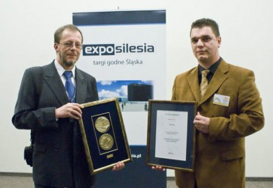 Gebauer nagrodzony w Sosowcu