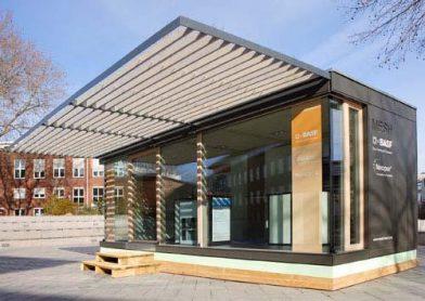 Energeto w podróży po Europie w ramach mobilnego domu energooszczędnego