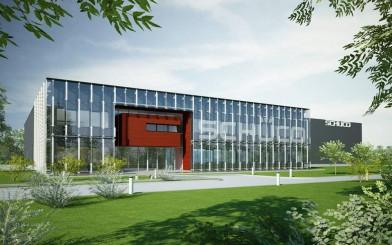 Nowa siedziba Schüco