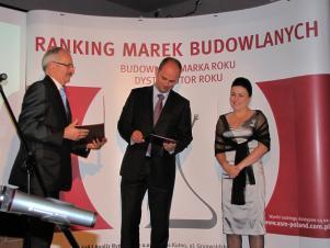 Soudal Wyróżniony w Rankingu Budowlana Marka Roku 2009