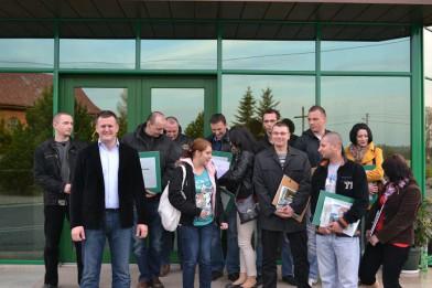 Warsztaty Stolpaw Firma organizuje szkolenia dla dystrybutorów