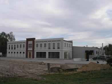 Nowa siedziba firmy ARIES