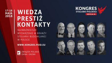 Jak sprzedawać więcej i drożej? Biochemia sprzedawcy – unikalna dawka wiedzy dla uczestników IX Kongresu Stolarki Polskiej
