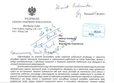 Konsultacje branżowe w sprawie nowelizacji zapisów umów w zamówieniach publicznych
