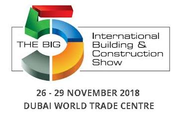 Branżowy program promocji Materiały na Targi The Big 5 Dubaj