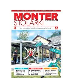Monter Stolarki - kolejny numer