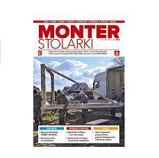 """MONTER STOLARKI"" - kolejny numer już wkrótce !"