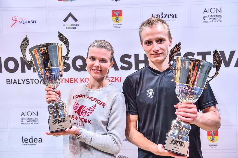 I turniej squasha w Polsce - Krishome