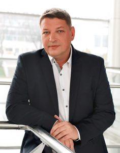 Dariusz Muślewski, dyrektor targów BUDMA
