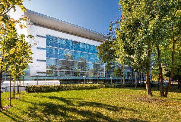 Porta – Centrum Medycyny Nieinwazyjnej UCK etap I